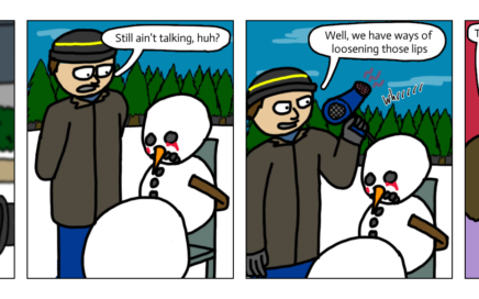 WHERE'S FROSTY???